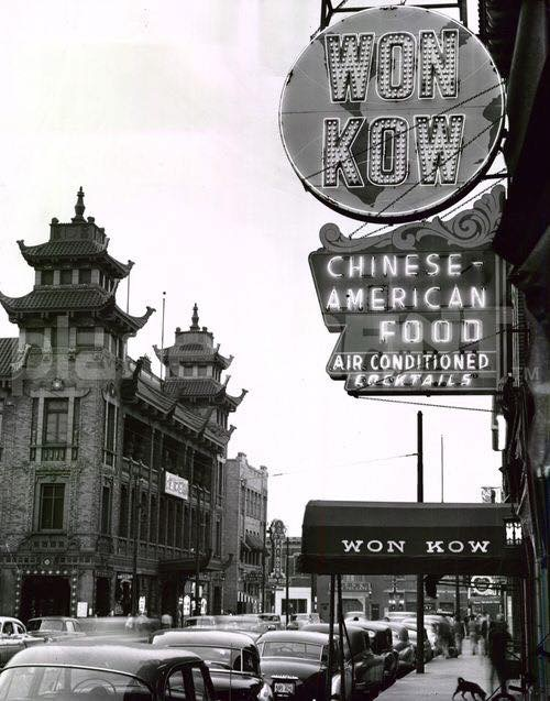The Lost Chinatown