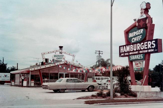 Chillicothe Ohio Fast Food Restaurants