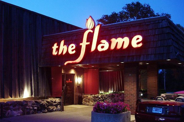 the flame steak house illinois