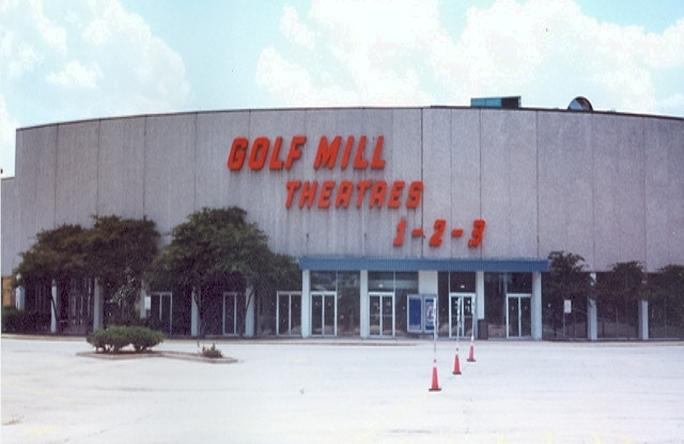 Golf Mill Theatres