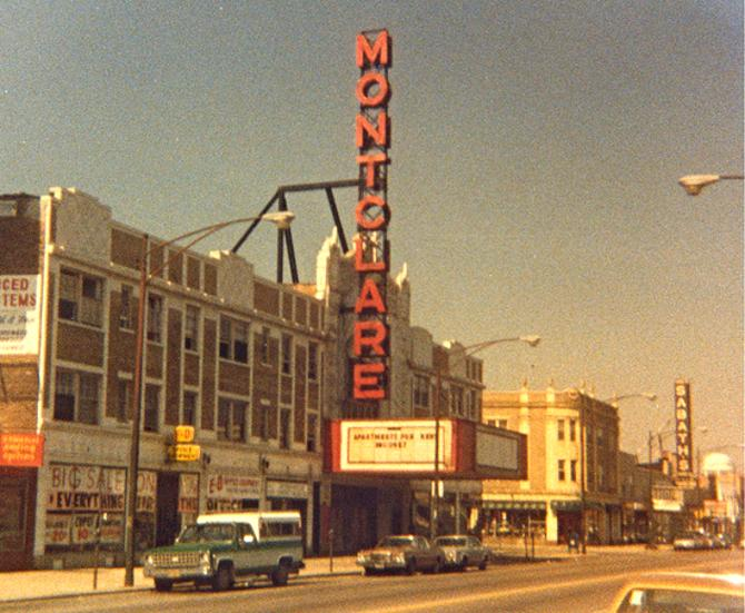The Montclare Theatre theater