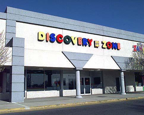 Discovery Zone / Multiple Chicagoland area locations (1990-1999)