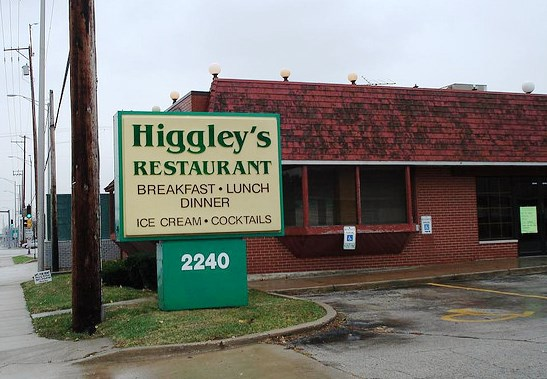 Higgley's Restaurant 2240 S. Arlington Heights Road Arlington Heights, IL
