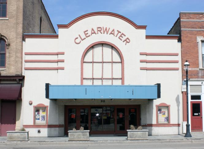 clearwater theater dundee