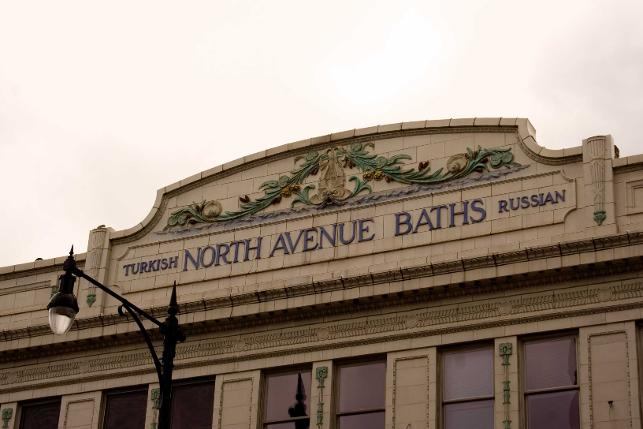NORTH AVENUE BATHS