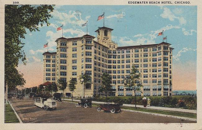 The Edgewater Beach Hotel