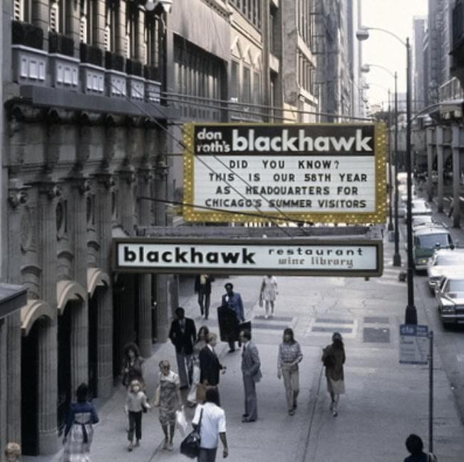 Don Roth's Blackhawk Restaurant