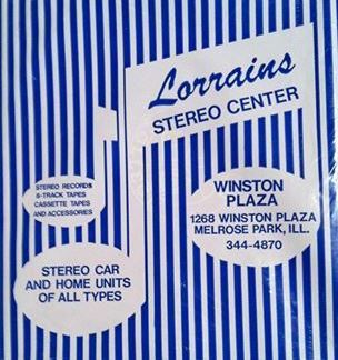LORRAINS STEREO CENTER WINSTON PLAZA
