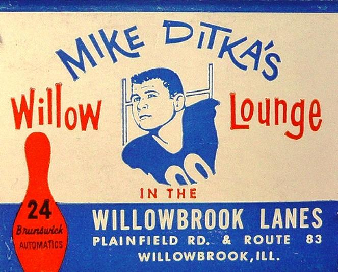 mike ditkas willow lounge