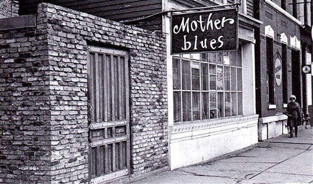 MOTHER BLUES OLD TOWN