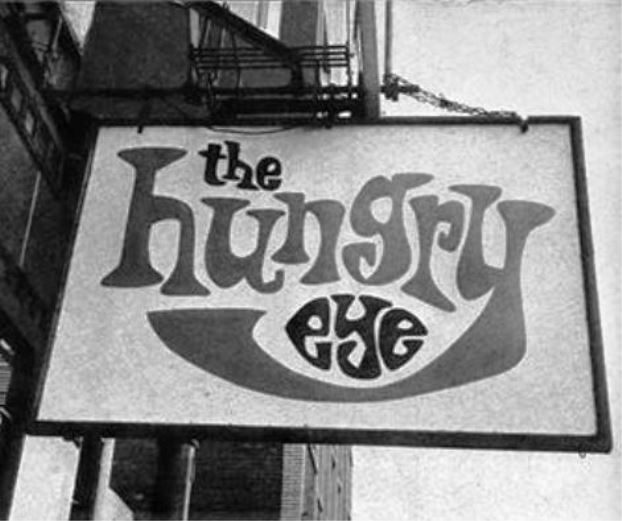 THE HUNGRY EYE OLD TOWN CHICAGO