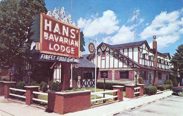 HANS' BAVARIAN LODGE
