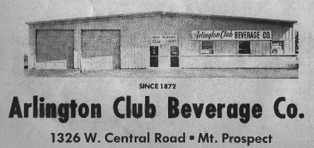 Arlington Club Beverage Co. MT. Prospect