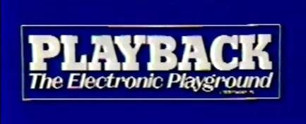 playback the electronic playground