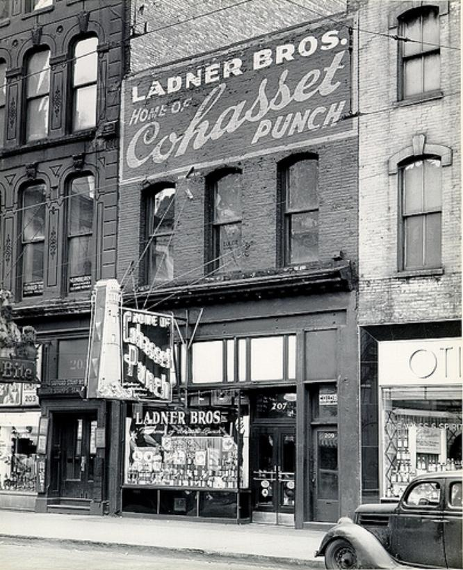 ladner bros. brothers cohassset punch