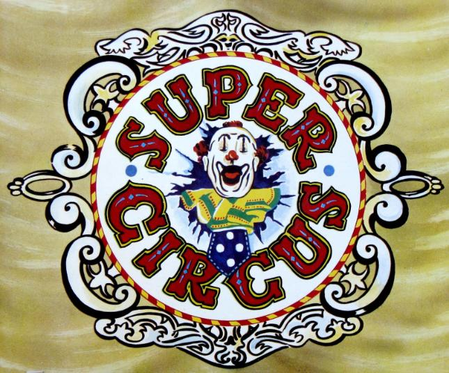 super circus mary hartline claude kirchner