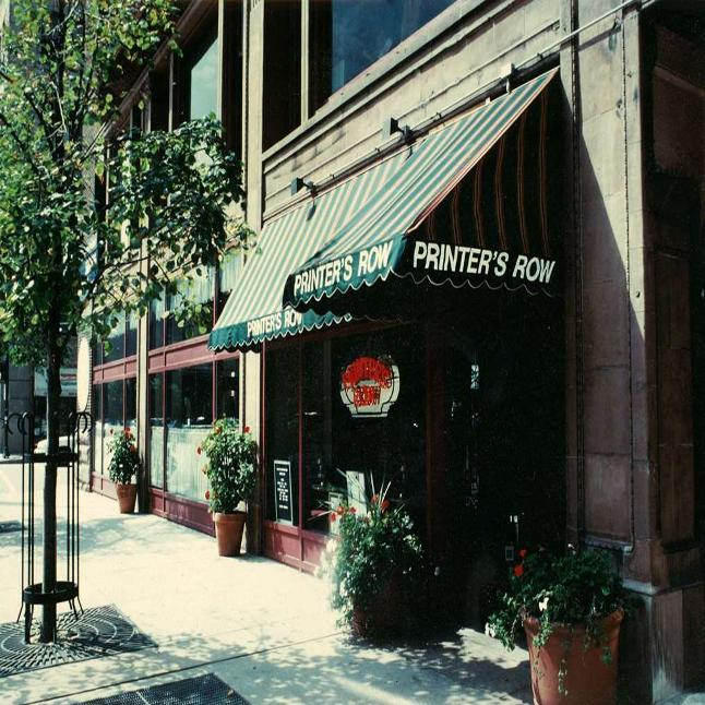 PRINTER'S ROW 550 S. Dearborn St.