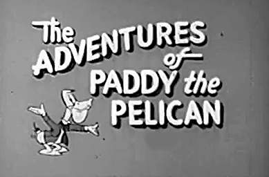 THE ADVENTURES OF PADDY THE PELICAN