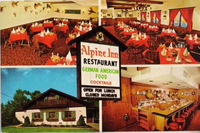 alpine inn restaurant glenview
