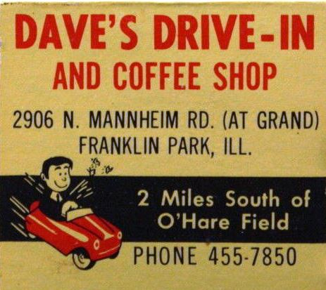 dave's drive-in franklin park