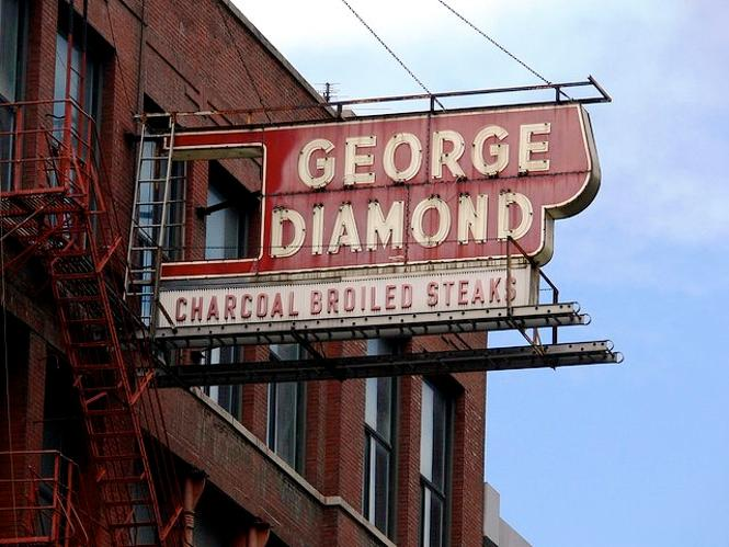 george diamond's steakhouse chicago