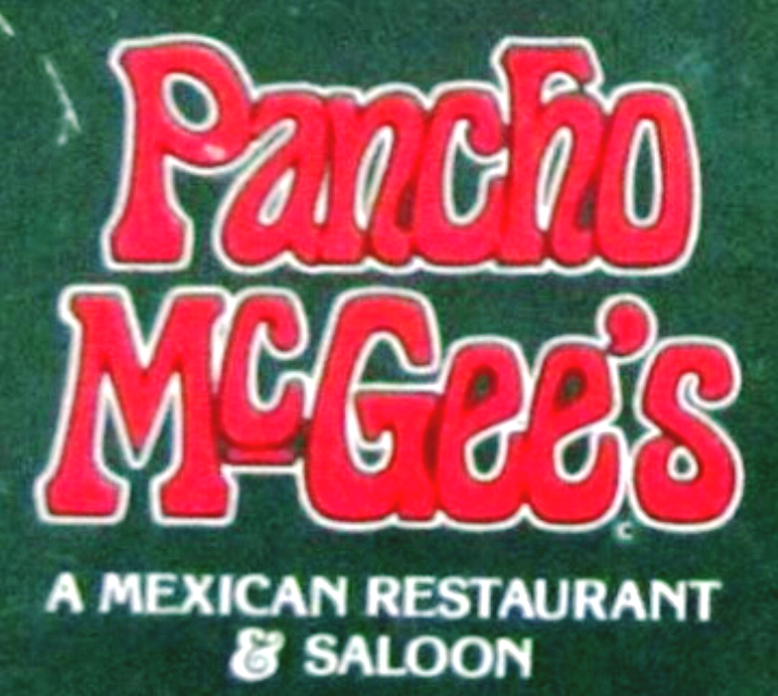 PANCHO MCGEE'S LOMBARD