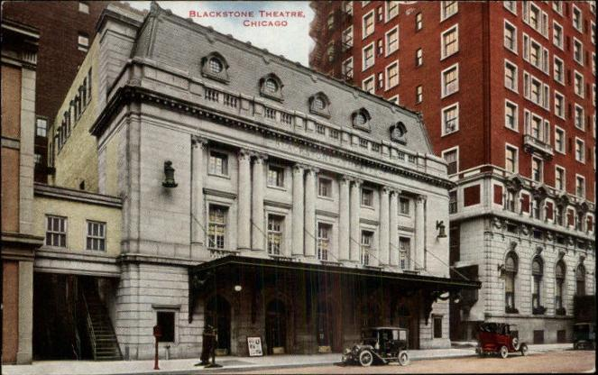 blackstone theatre