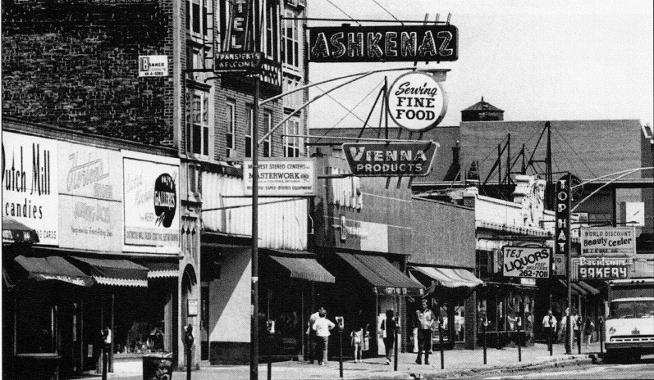 Ashkanaz Deli / Multiple Chicagoland area locations (1910-2012)