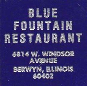 blue fountain restaurant berwyn
