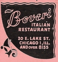 boveri restaurant chicago