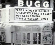 bugg theatre