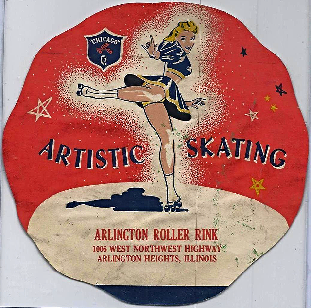 ARLINGTON ROLLER RINK ARLINGTON HEIGHTS ILLINOIS