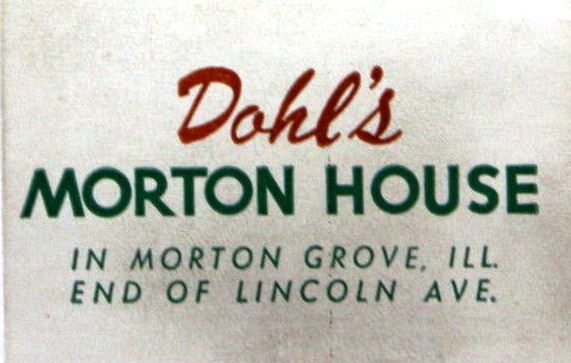 DOHL'S MORTON HOUSE