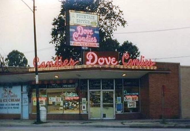 Dove Candies & Ice Cream
