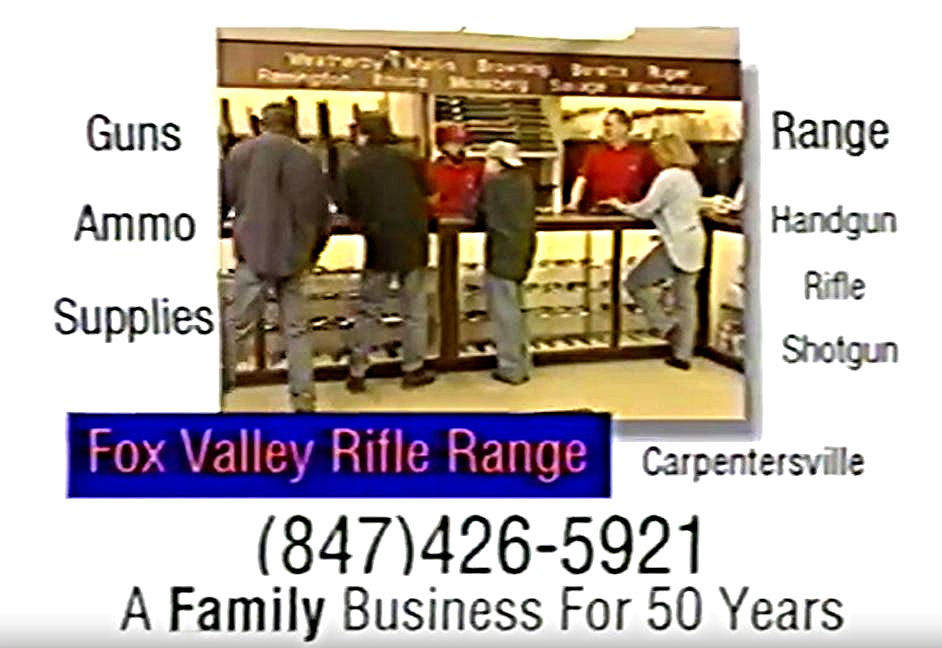 FOX VALLEY RIFLE RANGE CARPENTERSVILLE BOLZ RD