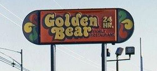 golden bear family restaurant