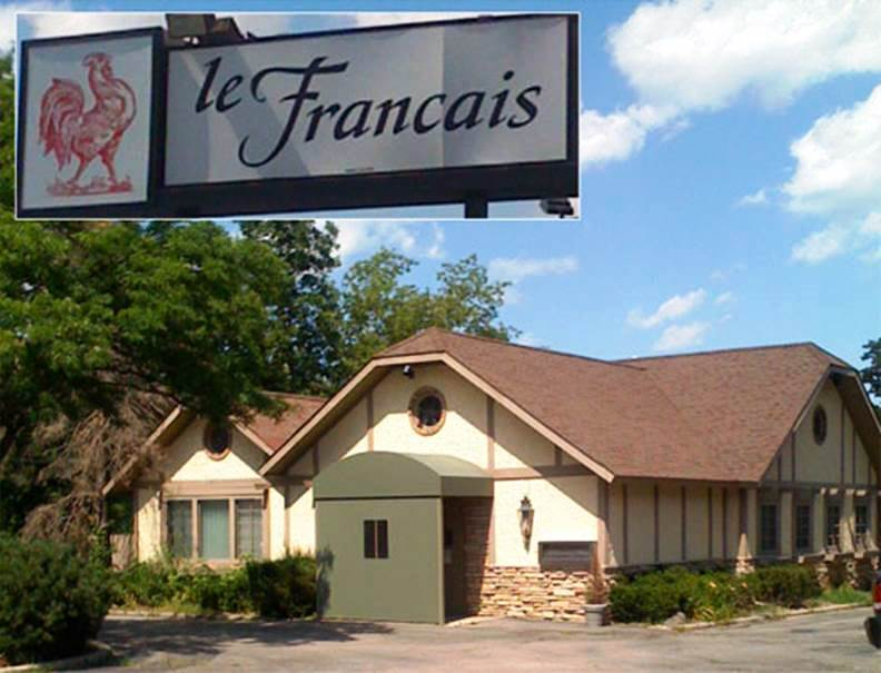 le FRANCAIS 269 S. Milwaukee Avenue, Wheeling