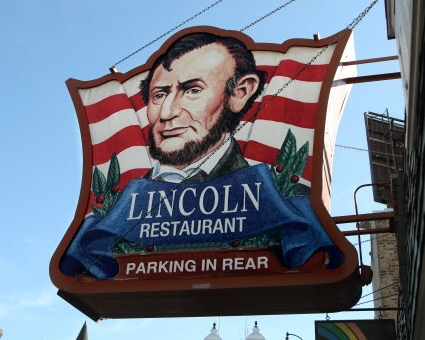 LINCOLN RESTAURANT CHICAGO