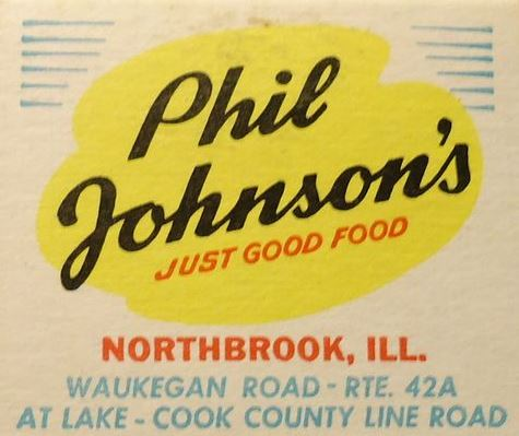 phil johnson's