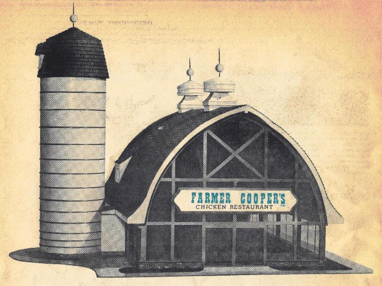 farmer coopr's chicken restaurant