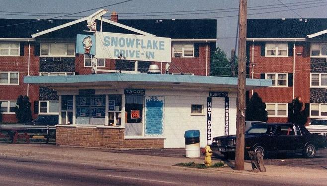 SNOWFLAKE DRIVE-IN LYONS