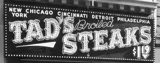 tad's steaks chicago