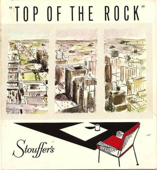 top of the rock stouffer's chicago